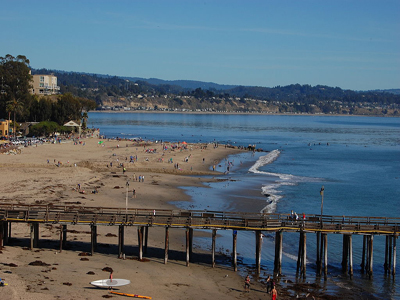 Photo of Capitola Beach