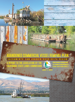 Abandoned Vessels | CA State Lands Commission